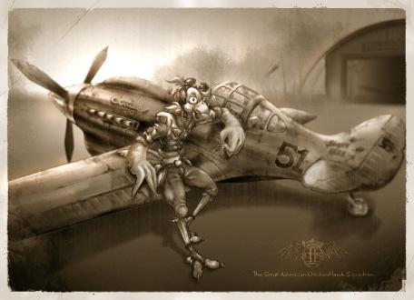 ChickenHawk Squadron Pilot